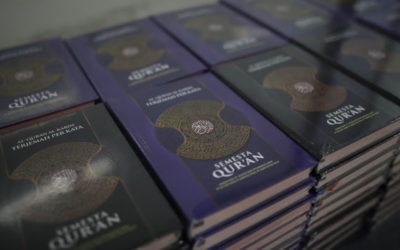 Translated copies for the Holy Quran's synonyms