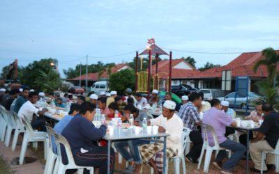Break fasting campaign
