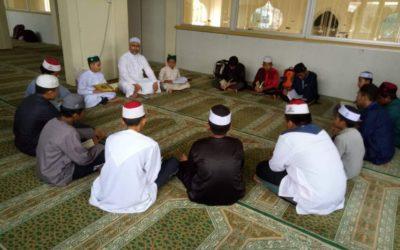 AL Rohengya students last 10th nights of Ramadan I'tikaaf