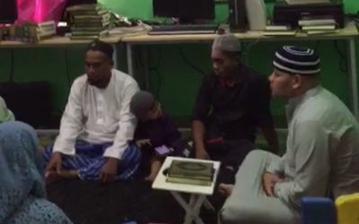 Quran Kareem course for students and their parents