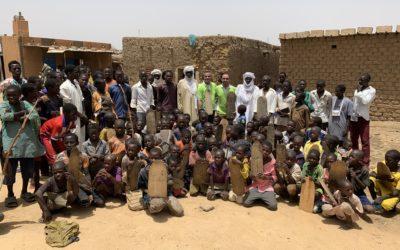 Niger Pain Hope voluntary trip