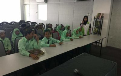Tajweed and Quran course for Rohingya school students