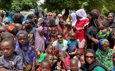 Niger Pain Hope 2 voluntary trip