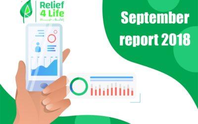 September 2018 report