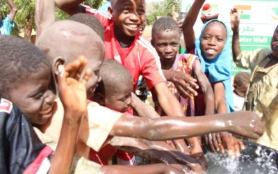 Care and Social Dev Org in Niger delivered 6 wells as a second stage from drilling 21 wells