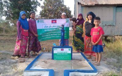 4 wells drilling in Cambodia