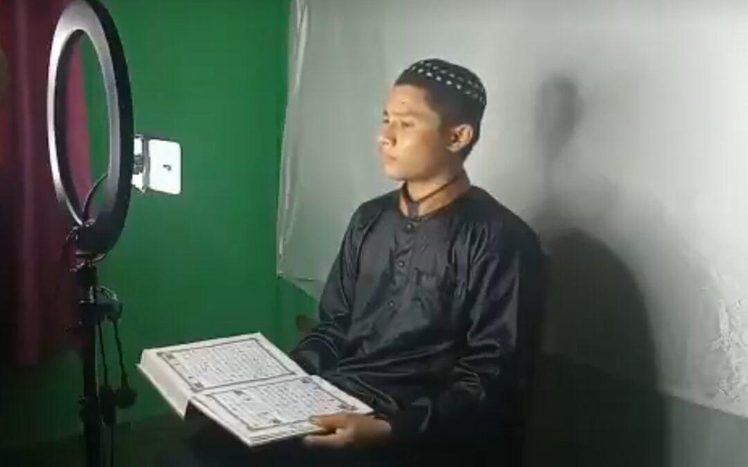 تميز جديد للطالب محمد خبيب