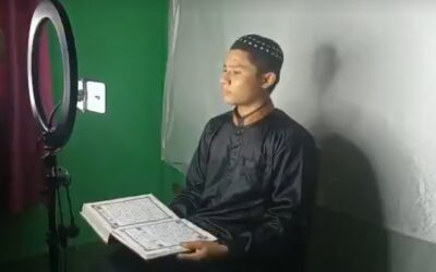 Student Mohamed Khobaib New unique level as he is qualified for the final Qatari Tijan El Nor Of the Holy Quran competition